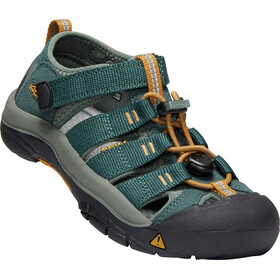 Keen Newport H2 Sandalen Jugend green gables/wood thrush